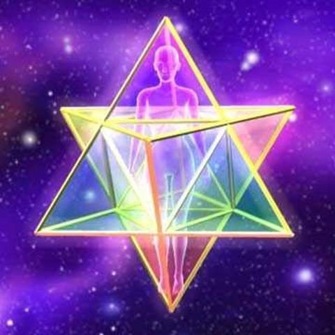 The Merkabah pt1: Sacred Geometry